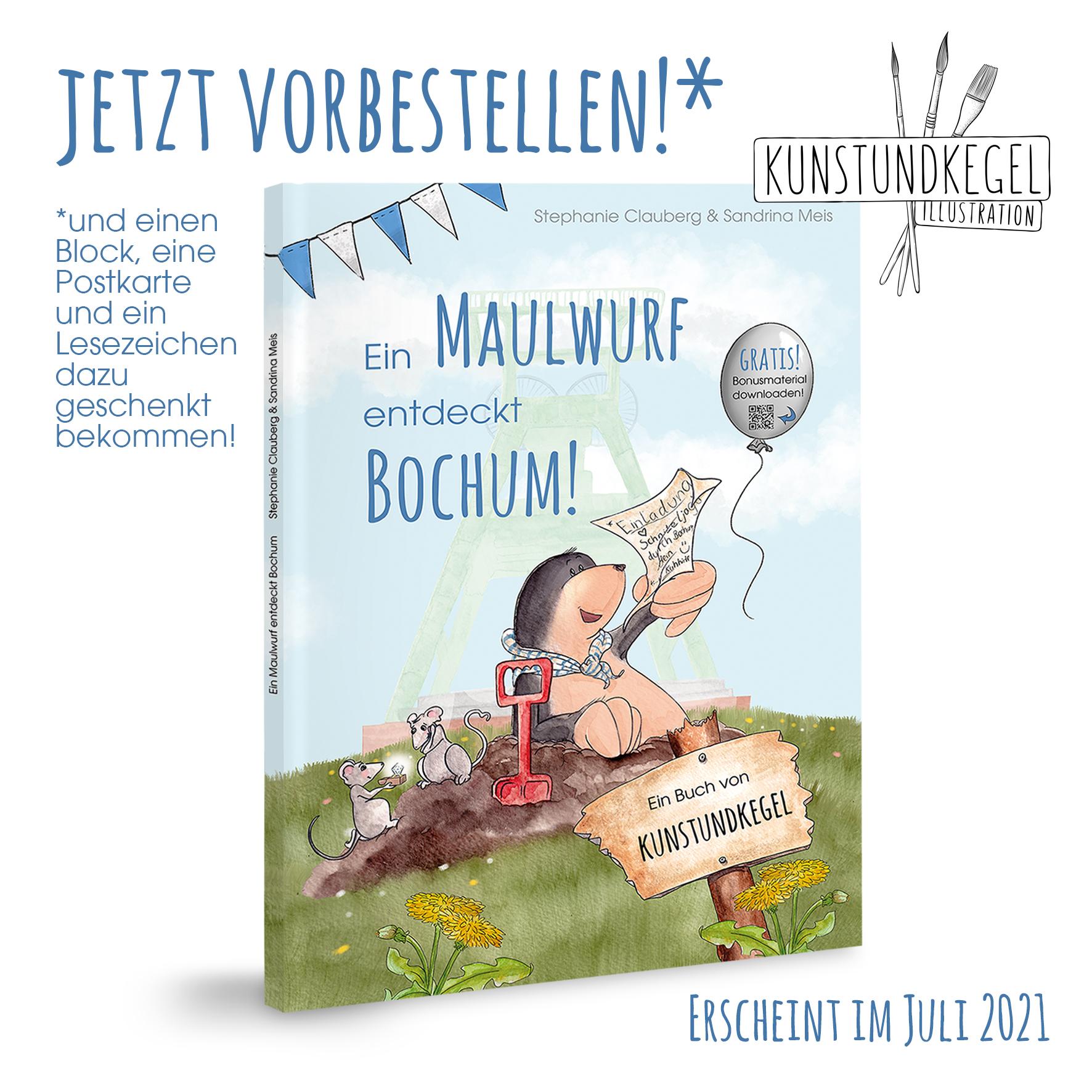BochumBuch, Kinderbuch über Bochum